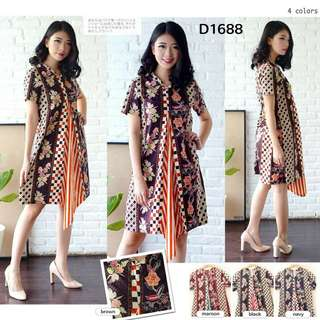 BEST SELLER BATIK DRESS
