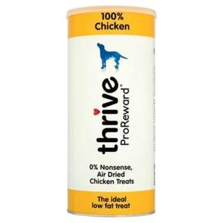 Thrive ProReward® 100% Chicken Dog Treats - Maxi Tube 500g