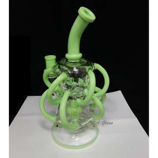 SA Glass - 6x6 split water recycle pipe