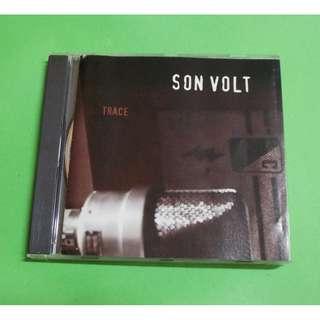 CD SON VOLT : TRACE ALBUM (1995) ALTERNATIVE COUNTRY UNCLE TUPELO