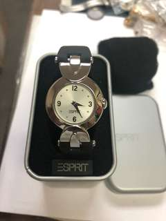 Esprit 女庒電子手錶