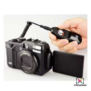 JJC S-S1 S Controller Shutter Release Cable Wired for Sony A33 A55 A35 A900/A57 /A65/A77/A77II/A99