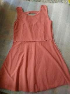 Local Orange dress