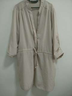 Dorothy Perkins Dusty Nude Dress Euro 44
