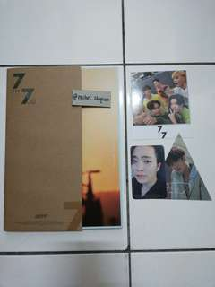 GOT7 7 FOR 7 TAIWANESE EDITION