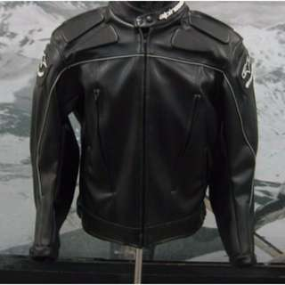 MOTORBIKE JACKET RACING FULL PADDING - REP LICA