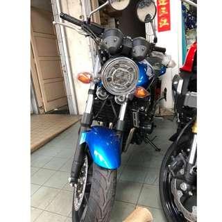 Honda CB400 REVO 2018