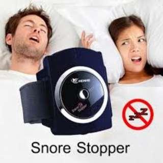 Anti-Snoring Stopper Wristband Brand New
