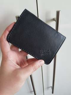 Lock Wallet - card holder