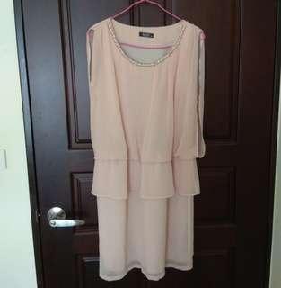 🚚 WanKo全新無袖洋裝連衣裙