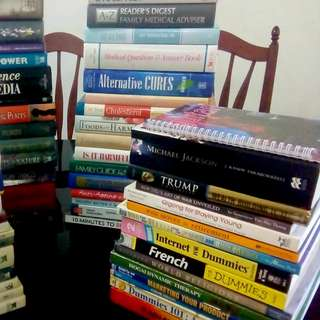 Books on Health & General