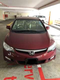 Honda Civic Fd 2.0A