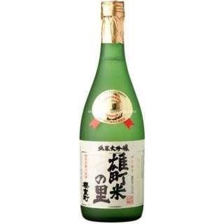 Omachimai No Sato Junmai Daiginjo 櫻室町純米大吟醸雄町米の里 720ml