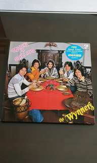 WYNNERS . thank a million. Vinyl record