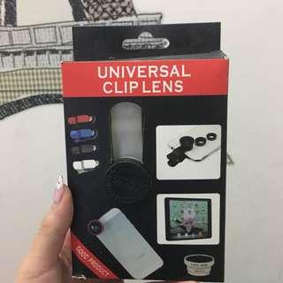 Universal Clip Lenses