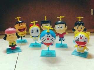 Doraemon & Friends Shell Select 3D puzzle (set of 8)
