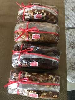 Asstd Flavor Banana Loaf Bread
