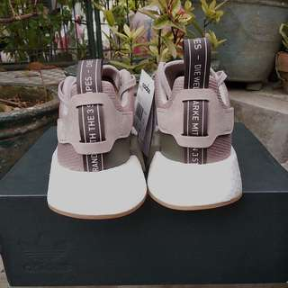 NMD R2 Light Brown Size UK 9 BNIB 100% Authentic Or Money Back