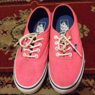 Vans Shoes Authentic