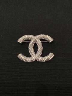 Chanel new crystal brooches