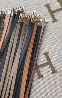 Hermes kelly 腰帶 belt