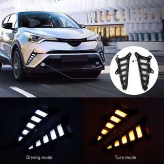 TOYOTA CHR FRONT DRL DAYLIGHT