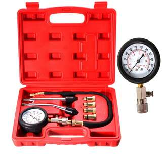 Automotive Petrol Engine Compression Tester Kit