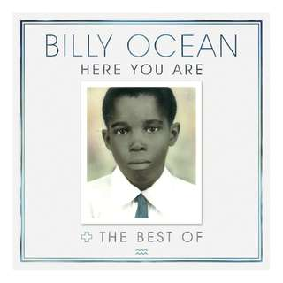 Billy Ocean - Here You Are The Best Of - New CD