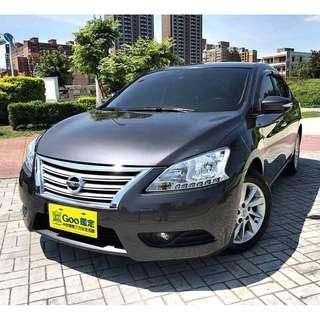 【FB搜尋昇霖汽車CAR-OK】Nissan 2014年 Sentra 1.8