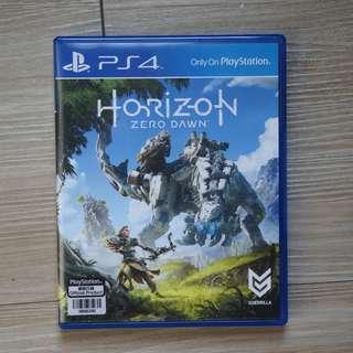 [EXCELLENT CONDITION] Horizons Zero Dawn PS4