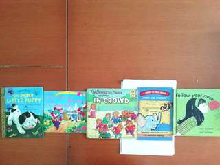 Mixed and used children's books