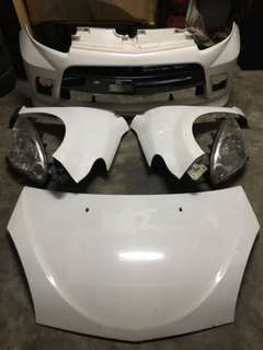 myvi se body part