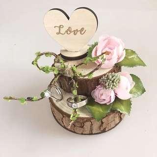 Wedding / ROM Ring Holder