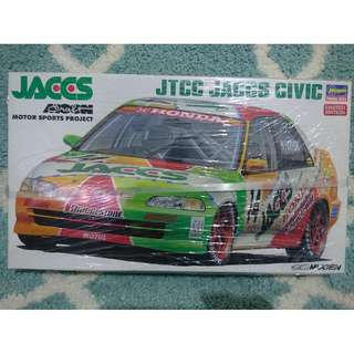 MUGEN JACCS - JTCC Jaccs Civic (Model Car)