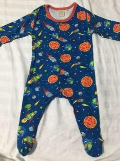 Rustan's Sleepsuit 6-9M