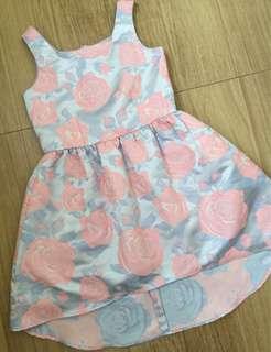 Gingersnap girl dress 7y