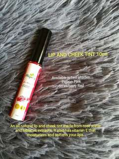 Hiyang Lip and cheek tint 10ml