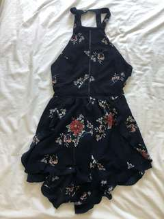BNWT Backless Playsuit