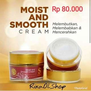 Moist n Smooth cream