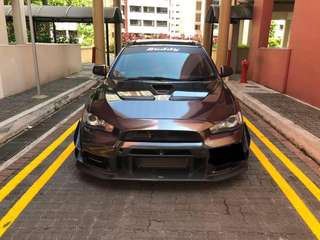 Mitsubishi Lancer Evolution X Manual 2.0