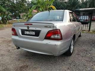 Waja 1.6cc auto mmc 2004 premium spec