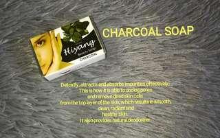 Hiyang Charcoal Soap (135g)