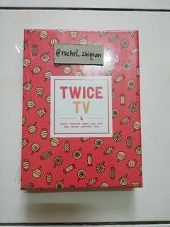 [READY STOCK] TWICE TV4 DVD w/o Postcard