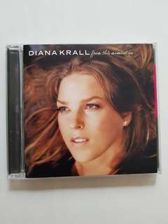 CD Diana Krall - From This Moment On