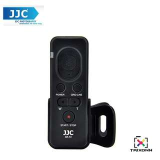 JJC SR-F2 Remote Commander Control For Sony camera Video A6300 RX100 A7 A7R A7RII (Replease RM-VPR1)