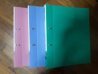 A4 Size Ring File