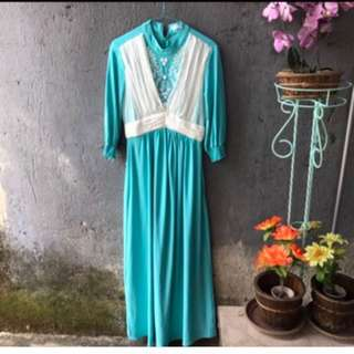 Maxi dress solemio size s