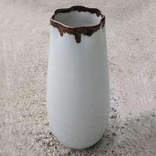 手制大花樽花瓶-41cm 陶瓷花樽未用過