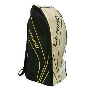 Li-Ning Badminton Racquet Kit Bag