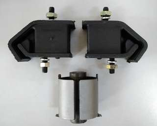 Engine Mounting for C22